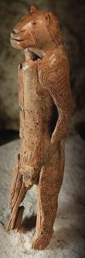 Lion Man of the Hohlenstein Stadel by Prehistoric Art