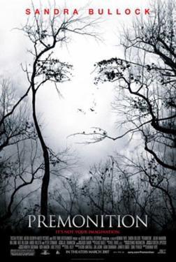 Premonition (Sandra Bullock) Movie Poster