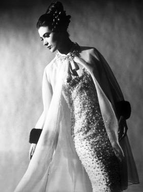 Presentation on February 27, 1963 of Jacques Heim Fashion, Paris