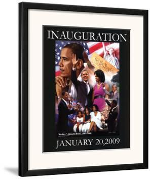 President Barack Obama Inauguration Gregory