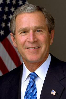 President George W. Bush Historical