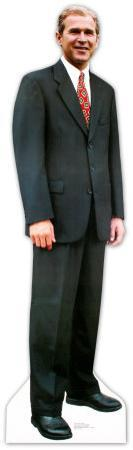 President George W. Bush Lifesize Standup