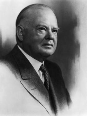 President Herbert Hoover, 1930s