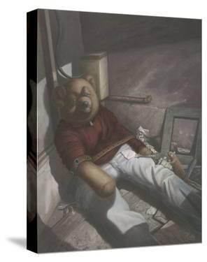 Drug Addict Teddy II by Preston Craig