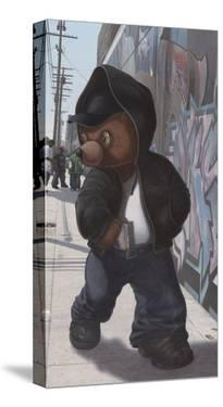 Gangsta Teddy I by Preston Craig