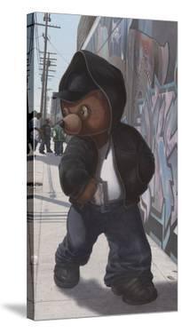 Gangsta Teddy I by Preston Craig