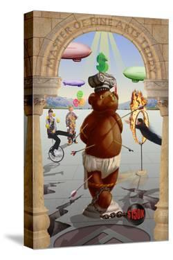 Master Fine Arts Teddy by Preston Craig
