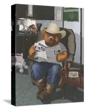 Redneck Teddy by Preston Craig