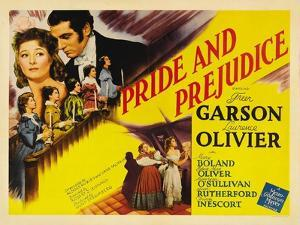 Pride and Prejudice, 1940