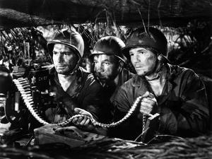 Pride Of The Marines, Anthony Caruso, Dane Clark, John Garfield, 1945