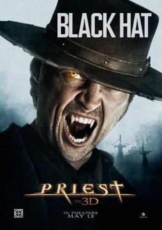 Priest - Black Hat