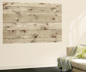 Wood Texture Background of Natural Pine Boards by primopiano