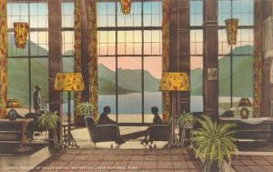 Prince of Wales Hotel, Waterton Lakes, Alberta