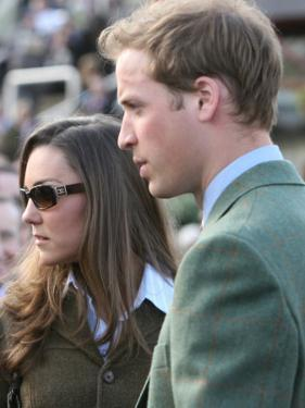 Prince William and Kate Middleton, 13th March 2007