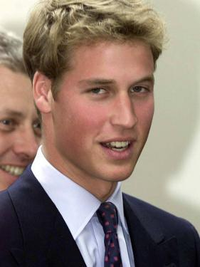 Prince William at the Lighthouse Project in Glasgow