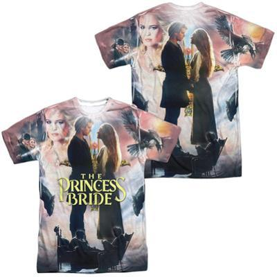 Princess Bride- Story Collage (Front/Back)