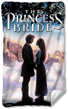 Princess Bride - Storybook Love Fleece Blanket