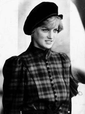 Princess Diana at Braemar For Highland Gathering September 1981
