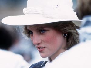 Princess Diana in Canada in Campbellton June 1983