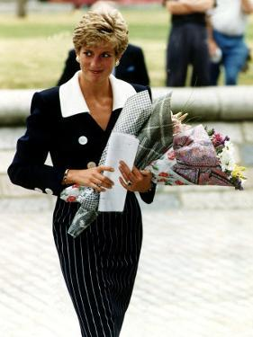 Princess Diana Royalty September 1991