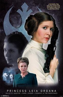 Princess Leia - Memory