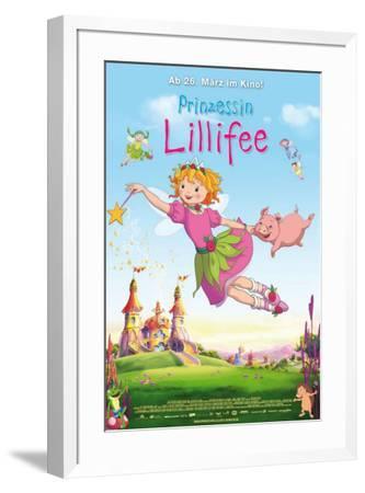 Princess Lillifee - German Style--Framed Poster