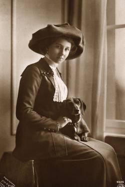 Princess Viktoria Luise, Daughter of Wilhelm II