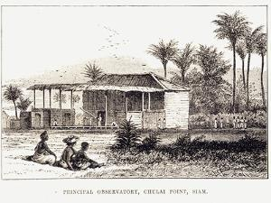 Principal Observatory, Siam, 1875