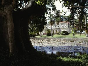 Principal's House, Codrington College, Barbados