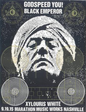 Godspeed You! Black Emperor by Print Mafia