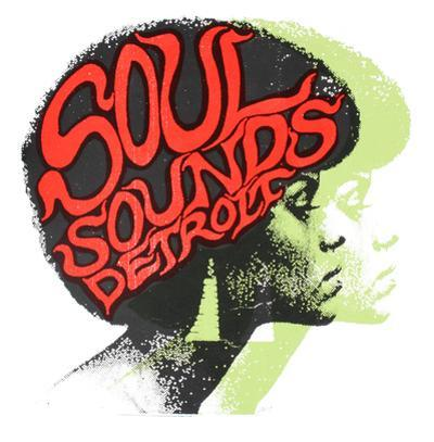 Soul Sounds Detroit by Print Mafia