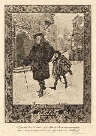 Sir John Falstaff, King Henry IV