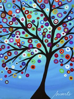 Dancing Tree Of Life by Prisarts