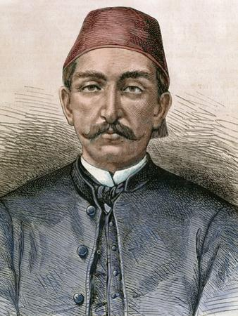 Abdul Hamid Ii (1842-1918). Sultan of the Ottoman Empire (1876-1909)