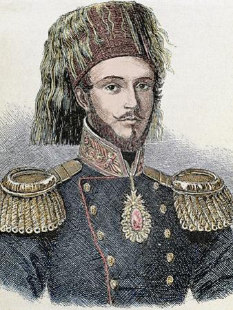 Abdulmecit I (1823-1861) Ottoman Sultan (1839-1861)