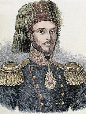 Abdulmecit I (1823-1861) Ottoman Sultan (1839-1861) by Prisma Archivo