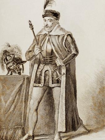 Bathory, Stephen I (1533-1586). King of Poland (1575-1586)
