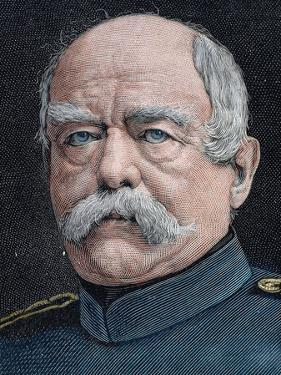 German Statesman. Proclamed Chancellor of the Empire in 1871 by Prisma Archivo