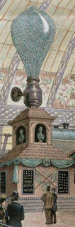 Invention Created by Thomas Alva Edison (Milan, Ohio, 1847-West Orange, 1931) by Prisma Archivo