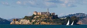 Prison on an Island, Alcatraz Island, San Francisco Bay, San Francisco, California, USA