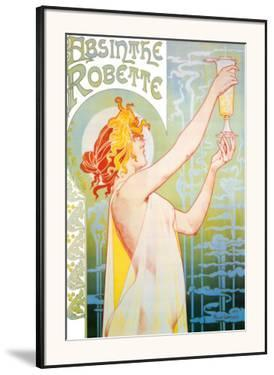 Absinthe Robette by Privat Livemont