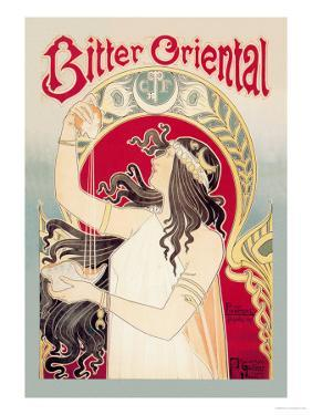 Bitter Oriental by Privat Livemont