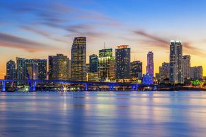 Famous City of Miami by prochasson