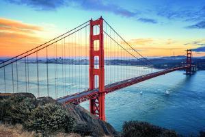 Golden Gate Bridge by prochasson
