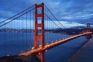 Great Golden Gate Bridge by prochasson