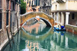 Little Canal in Venice by prochasson