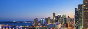 Panoramic View of Miami by prochasson