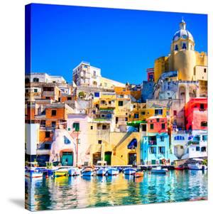 Procida Island Naples - Italy
