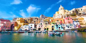 Procida MediterraneanSea Italy
