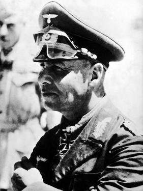 Profile of General Erwin Rommel, Commander of German Forces in Africa